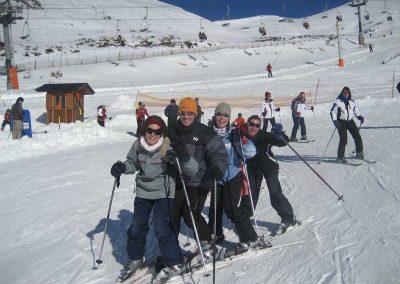 Esquí en Riopinos